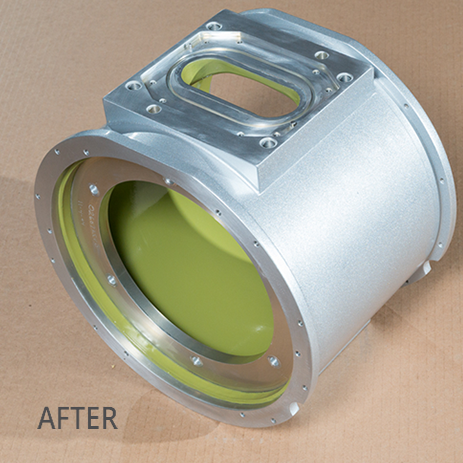 Remanufactured Part - After